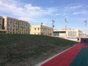 克拉玛依的大学城